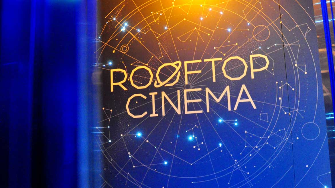 Rooftop Cinema 2014/15
