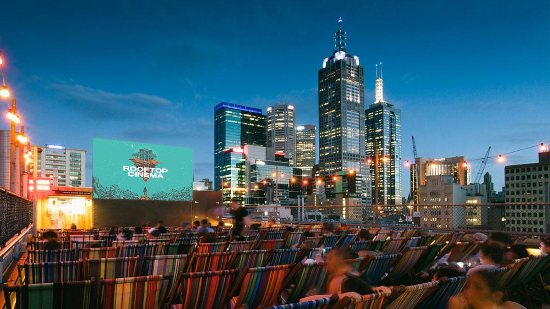 Rooftop Cinema X
